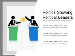 Politics Showing Political Leaders