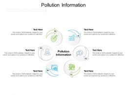 Pollution Information Ppt Powerpoint Presentation Layouts Summary Cpb