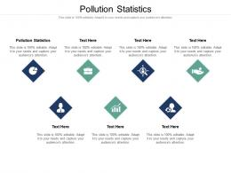 Pollution Statistics Ppt Powerpoint Presentation Pictures Graphics Cpb