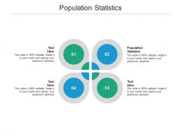 Population Statistics Ppt Powerpoint Presentation Pictures Infographic Template Cpb