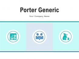 Porter Generic Strategic Framework Product Analysis Leadership Source