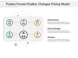 Porters Forces Positive Changes Pricing Model Prioritization Criteria Cpb