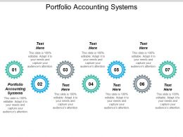 Portfolio Accounting Systems Ppt Powerpoint Presentation File Example File Cpb