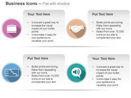 Portfolio Deal Gantt Chart Speaker Ppt Icons Graphic