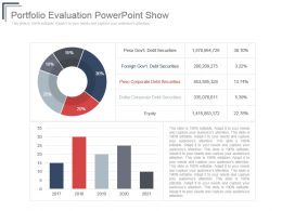 Portfolio Evaluation Powerpoint Show