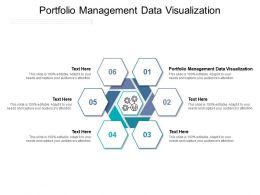 Portfolio Management Data Visualization Ppt Powerpoint Presentation Professional Cpb