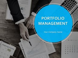Portfolio Management Powerpoint Presentation Slides