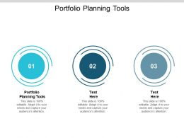 Portfolio Planning Tools Ppt Powerpoint Presentation Portfolio Master Slide Cpb