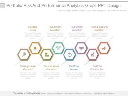 portfolio_risk_and_performance_analytics_graph_ppt_design_Slide01