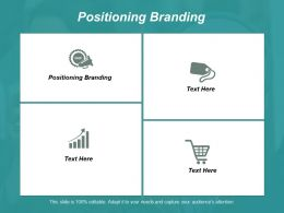 Positioning Branding Ppt Powerpoint Presentation File Pictures Cpb