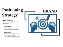 Positioning Strategy Ppt Background Graphics Template 1