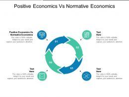 Positive Economics Vs Normative Economics Ppt Powerpoint Presentation Model Diagrams Cpb