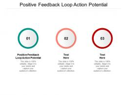 Positive Feedback Loop Action Potential Ppt Powerpoint Presentation Styles Background Cpb