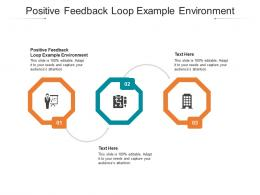 Positive Feedback Loop Example Environment Ppt Powerpoint Presentation Pictures Deck Cpb