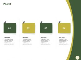 Post It Capture M575 Ppt Powerpoint Presentation Infographics Demonstration