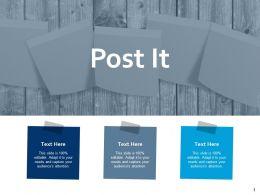 Post It Management Ppt Powerpoint Presentation Slides Graphics Pictures