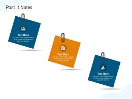 Post It Notes Audiences Attention M2000 Ppt Powerpoint Presentation Ideas Icon