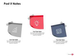 Post It Notes Education Planning Ppt Powerpoint Presentation Gallery Background Images