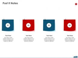 Post It Notes Ppt Download