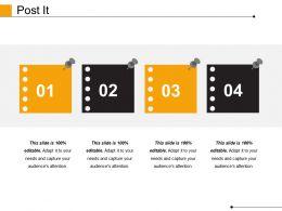 Post It Powerpoint Slide Templates Download