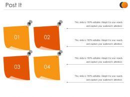 Post It Presentation Images
