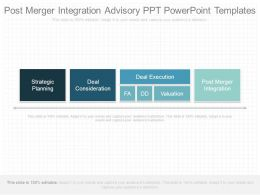 post_merger_integration_advisory_ppt_powerpoint_templates_Slide01