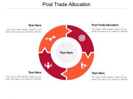 Post Trade Allocation Ppt Powerpoint Presentation Inspiration Cpb