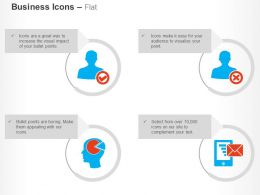 Post Verification Brainstorming Message Marketing Ppt Icons Graphics