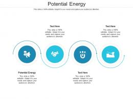 Potential Energy Ppt Powerpoint Presentation Inspiration Slideshow Cpb