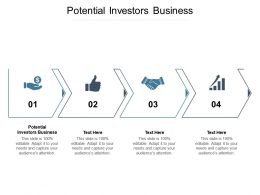 Potential Investors Business Ppt Powerpoint Presentation Summary Inspiration Cpb