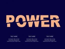 Power Authority Disruption Of Leadership Politics