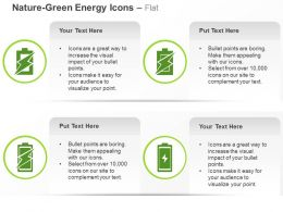 Power Battery Energy Cells Ppt Icons Graphics