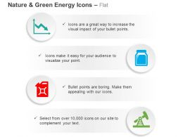 Power Decay Fuel Hammer Power Production Ppt Icons Graphics