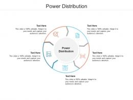 Power Distribution Ppt Powerpoint Presentation Model Example Cpb