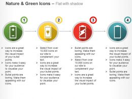 Power Generation Indication Cells Ppt Icons Graphics