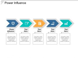 Power Influence Ppt Powerpoint Presentation Icon Pictures Cpb
