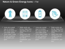 Power Line Fuel Power Production Green Energy Ppt Icons Graphics