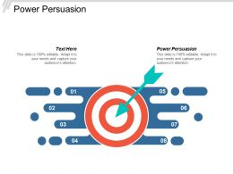 Power Persuasion Ppt Powerpoint Presentation Icon Portfolio Cpb