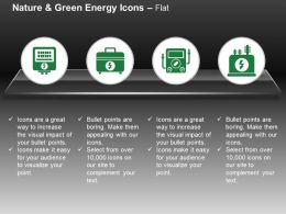 Power Plant Green Energy Protection Ppt Icons Graphics