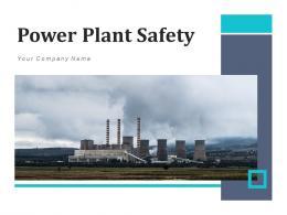 Power Plant Safety Management Assessment Equipment Essential Measures Regulations