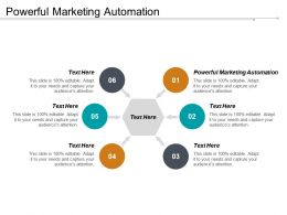 Powerful Marketing Automation Ppt Powerpoint Presentation Gallery Good Cpb