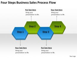powerpoint_for_business_four_steps_sales_process_flow_slides_0515_Slide01