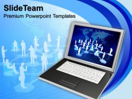 Powerpoint Graphics Business Ppt Backgrounds Templates For Slides