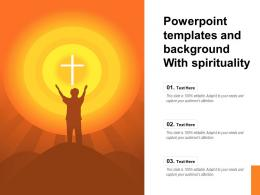 Powerpoint Templates And Background With Spirituality