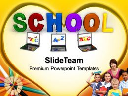 Children powerpoint templates and ppt slides powerpoint templates toneelgroepblik Image collections