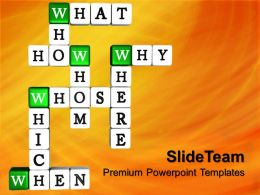 powerpoint_templates_for_school_crossword_metaphor_teamwork_ppt_backgrounds_Slide01