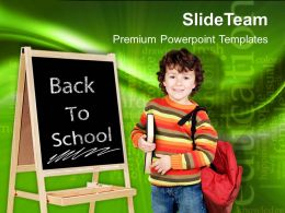 Powerpoint Training Templates Back To School Education Ppt Slides