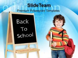 Powerpoint Training Templates Back To School Future Education Ppt Slides