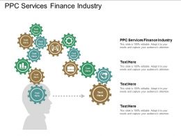 ppc_services_finance_industry_ppt_powerpoint_presentation_visual_aids_ideas_cpb_Slide01
