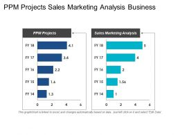 Ppm Projects Sales Marketing Analysis Business Incubator Funding Cpb